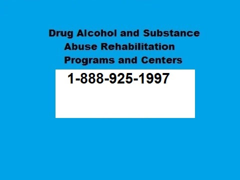 Drugs Alcohol Substance Abuse Rehab Programs And Treatment
